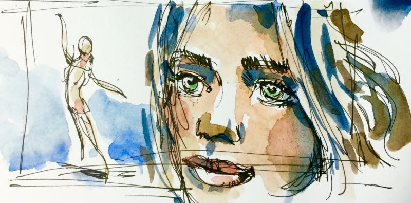 Ganz einfach zeichnen lernen - Grundlagen Figur und Gesicht